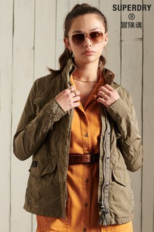 Superdry New Military M65 Jacket