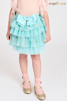 Angel's Face Abbie Aqua Skirt