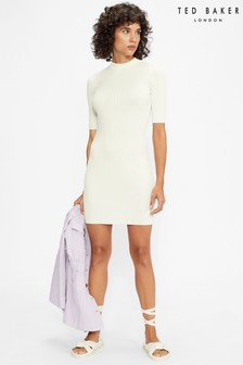 Ted Baker Kathrne Bodycon Stitch Detail Dress