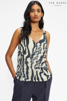 Ted Baker Mkenzie Printed Cami Top