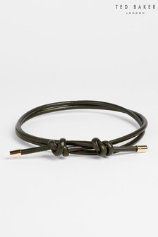 Ted Baker Makaly Knotted Leather Belt