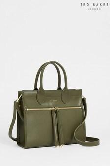 Ted Baker Reginaa Zip Detail Small Tote Bag