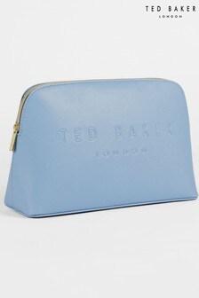 Ted Baker Lottiey Crosshatch Debossed Wash Bag