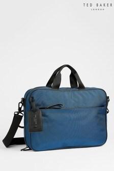 Ted Baker Bruiser Travel Nylon Convertible Document Bag