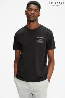 Ted Baker Harria Branded T-Shirt