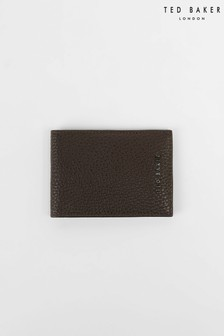 Ted Baker Trayce Leather Contrast Internals Card Holder