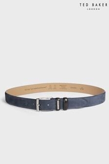 Ted Baker Bonsaii Nubuck Leather Belt