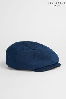 Ted Baker Aquifer Herringbone Bakerboy Hat