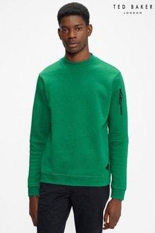 Ted Baker Online Ls Colour Block Sweatshirt