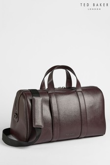Ted Baker Fidick Saffiano Leather Holdall