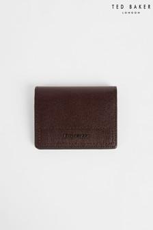 Ted Baker Papryca Saffiano Folded Card Holder