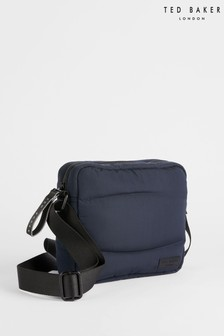 Ted Baker Chupp Quilted Messenger Bag