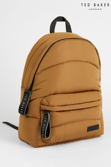 Ted Baker Streek Quilted Backpack