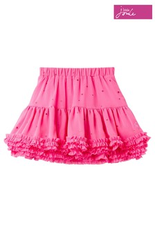 Joules Pink Lillian Tutu Skirt