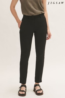 Jigsaw Paris Slim Fit Tapered Trousers