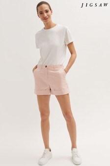 Jigsaw Cotton Chino Shorts