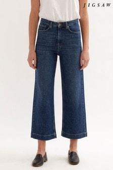 Jigsaw Tyne Wide Leg Jeans