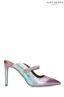 Kurt Geiger London Pink Duke Shoes