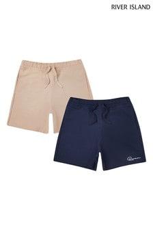 River Island Shorts 2 Pack
