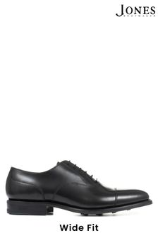 Design Loake by Jones Bootmaker Comanche Men's Wide Fit Goodyear Welted Leather Oxford Shoes