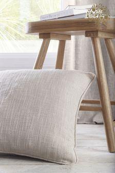 Appletree Grey Boucle Cushion