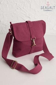 Seasalt Cornwall Pink Coombe Cross-Body Bag