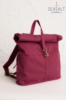 Seasalt Cornwall Pink Island Tradition Backpack