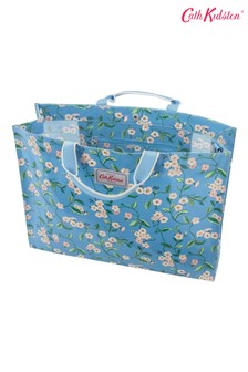 Cath Kidston Blue Forget Me Not Strappy Carryall Bag