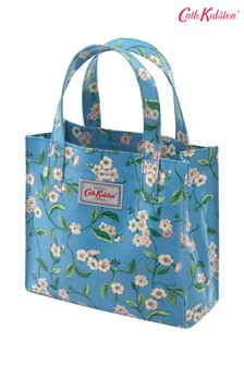 Cath Kidston Blue Forget Me Not Small Bookbag