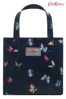 Cath Kidston Blue Butterflies Small Bookbag