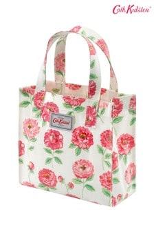 Cath Kidston Cream Dahlia Small Bookbag
