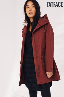 FatFace Red Taylor Jacket