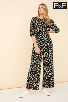 F&F  Floral Trousers