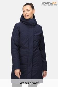 Regatta Womens Yewbank Waterproof Longline Jacket
