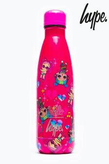 Hype. L.O.L. Bea Wheels Metal Water Bottle