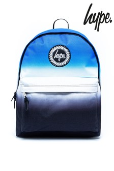 Hype. Blue Changing Skies Fade Backpack