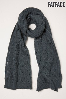FatFace Pointelle Scarf