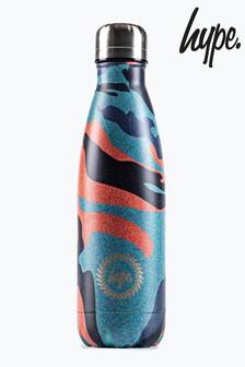 Hype. Mono Camo Metal Reusable Bottle