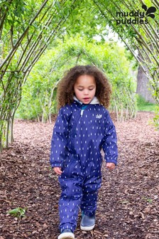 Muddy Puddles Three-in-One Recycled Scampsuit