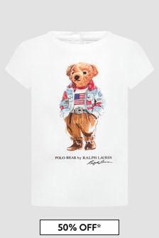 Ralph Lauren Kids Baby Girls T-Shirt