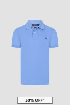Ralph Lauren Kids Boys Polo Shirt