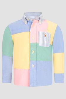 Ralph Lauren Kids Baby Girls Shirt