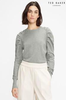 Ted Baker Piyton Pleat Detail Sweater