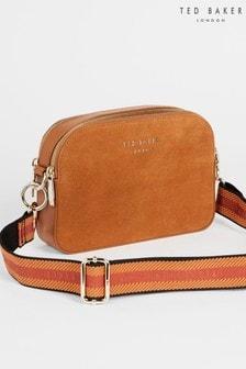 Ted Baker Amerras Branded Webbing Strap Camera Bag