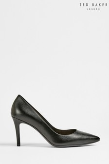 Ted Baker Alysse Leather 85Mm Court Shoes