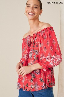 Monsoon Anissia Off-Shoulder Top