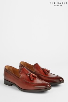 Ted Baker Zayden Tassel Leather Loafers