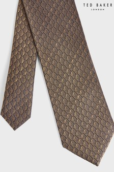 Ted Baker Countt Geo Woven Tie
