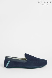Ted Baker Valant Moccasin Slippers