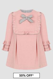 Miranda Girls Pink Dress